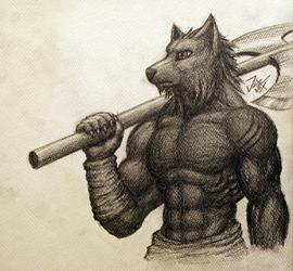 Werewolf Warrior 2