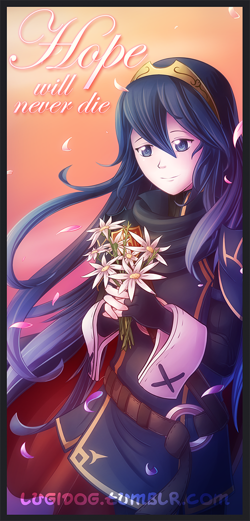 Lucina - Hope will never die
