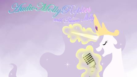 AudioMollyReplies New Tumblr Banner