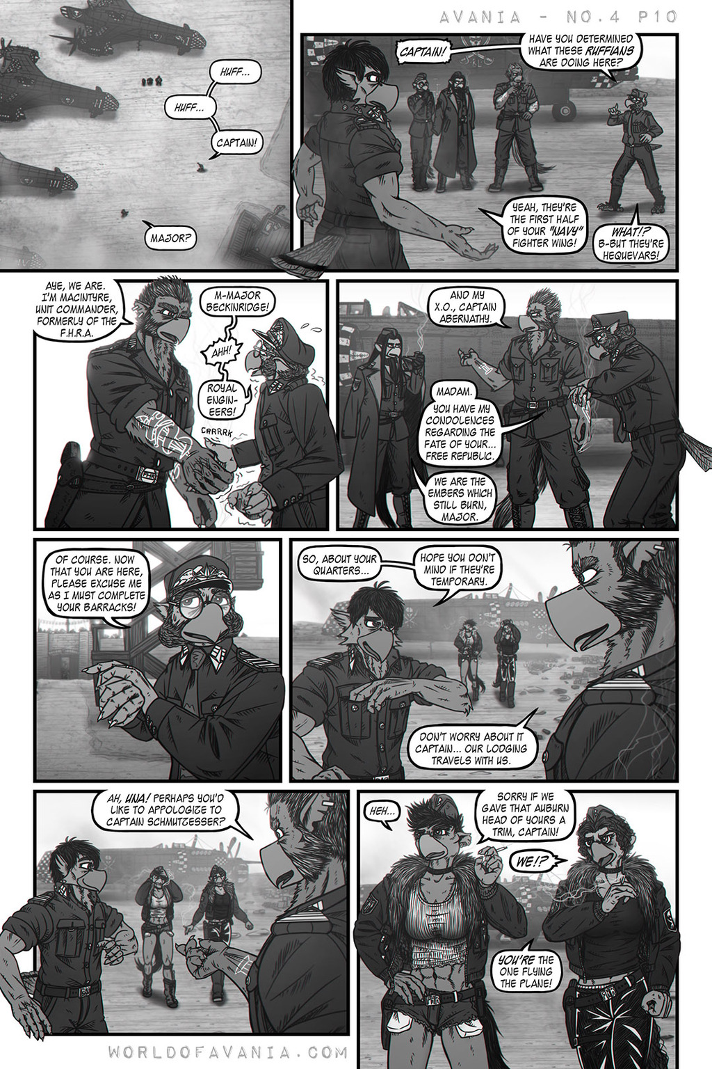Avania Comic - Issue No.4, Page 10