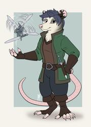 Forsaken Opossum