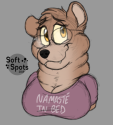 Amber Colored Sketch