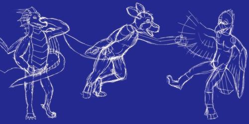 Doodle – Avalon 'Me, Myself and I'