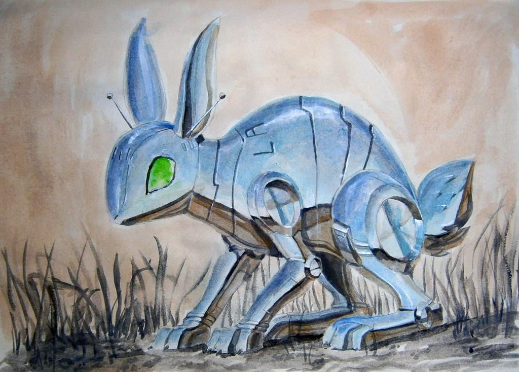 Wildlife Rabbit