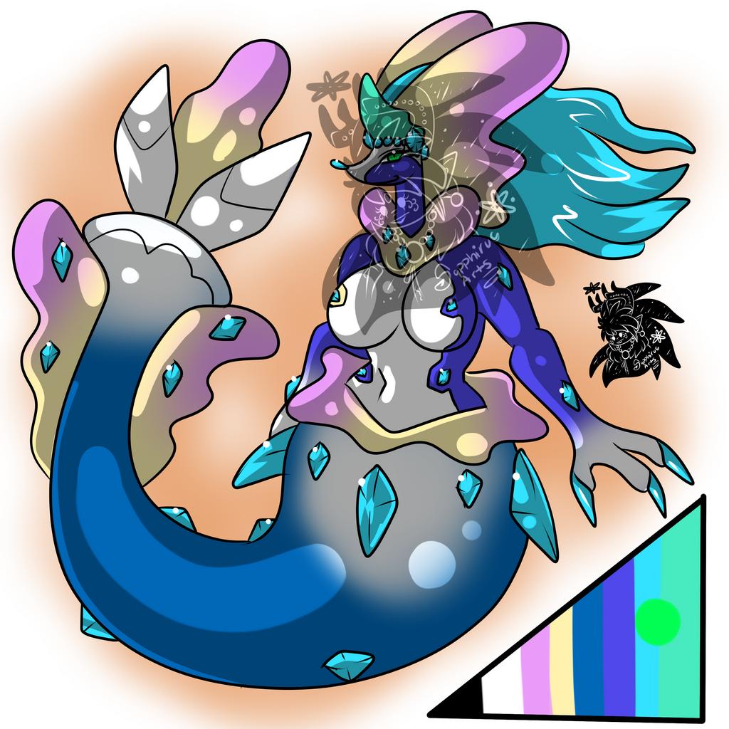 Female Primarorus +Custom Adopt+