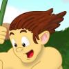 Kid Kong jungle swinging