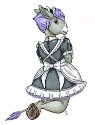 Little Donkey Maid
