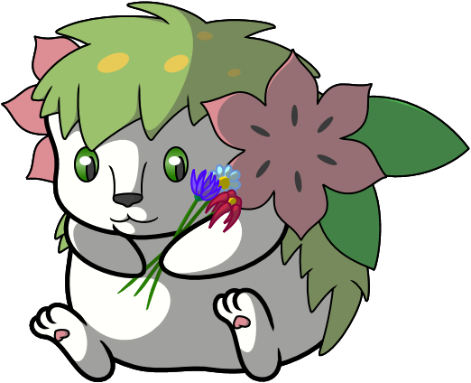 Most recent image: Shaymin