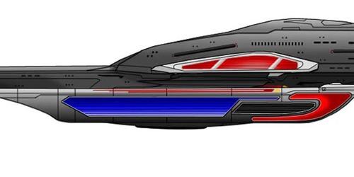Starship Class Destroyer