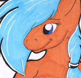 Pena Pony Anthro!