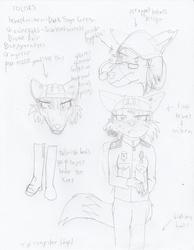 Game concept-Kristina Uniform-Early Design