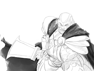 Mar sketch