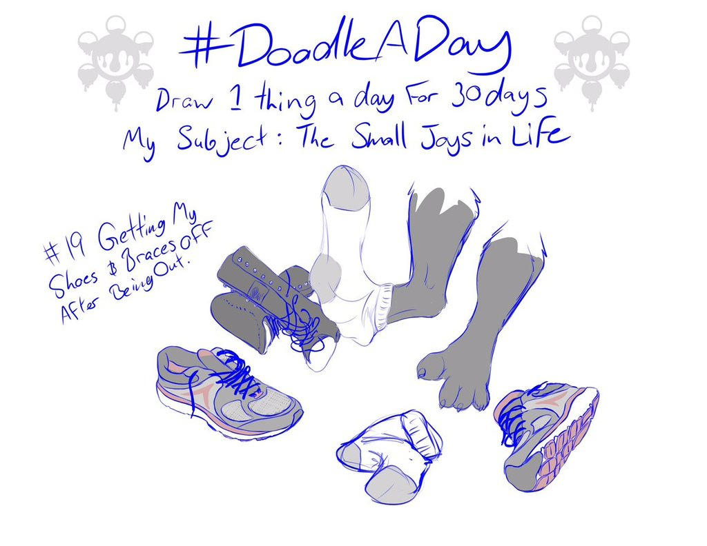 [Doodle A Day] Day 19