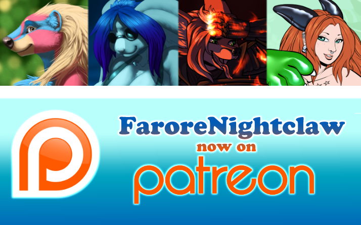 Featured image: Patreon, Patreon, Patreon!