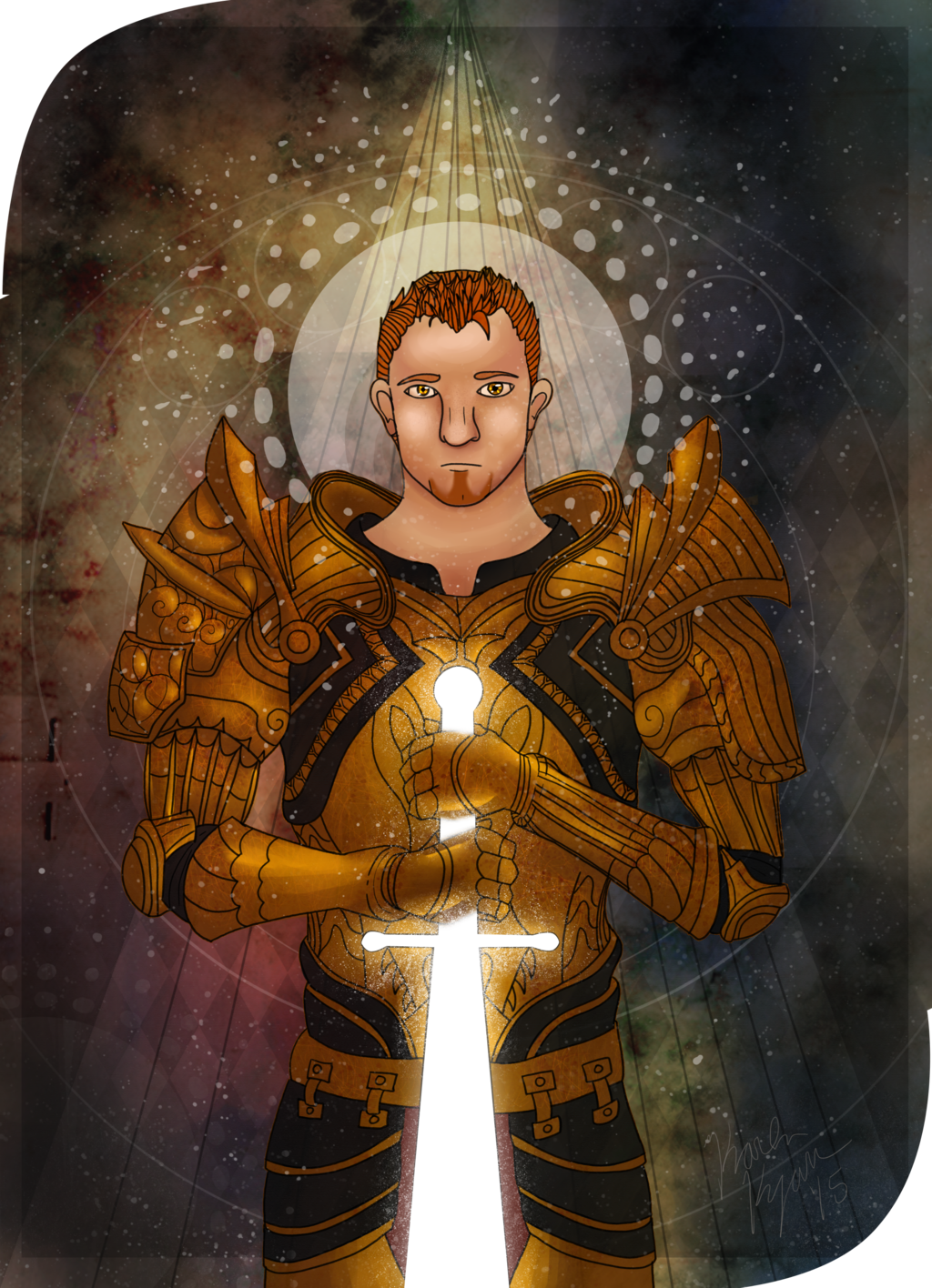 Most recent image: Alistair Theirin