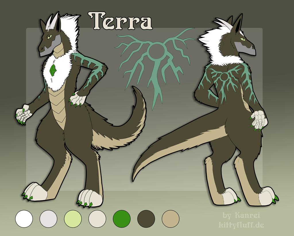 Terra, Ref-Sheet