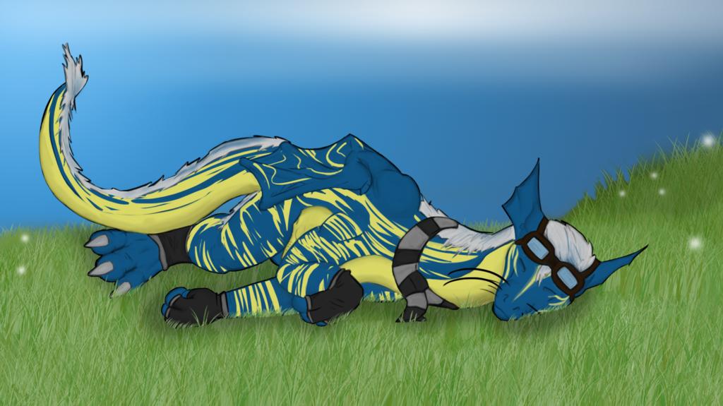 Most recent image: [Com] Blue Daze
