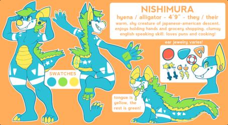 nishimura ref version a millyun