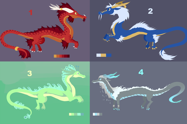 Eastern Dragon Designs Auction