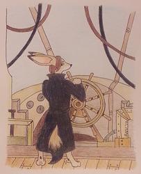 Steampunk Fennec