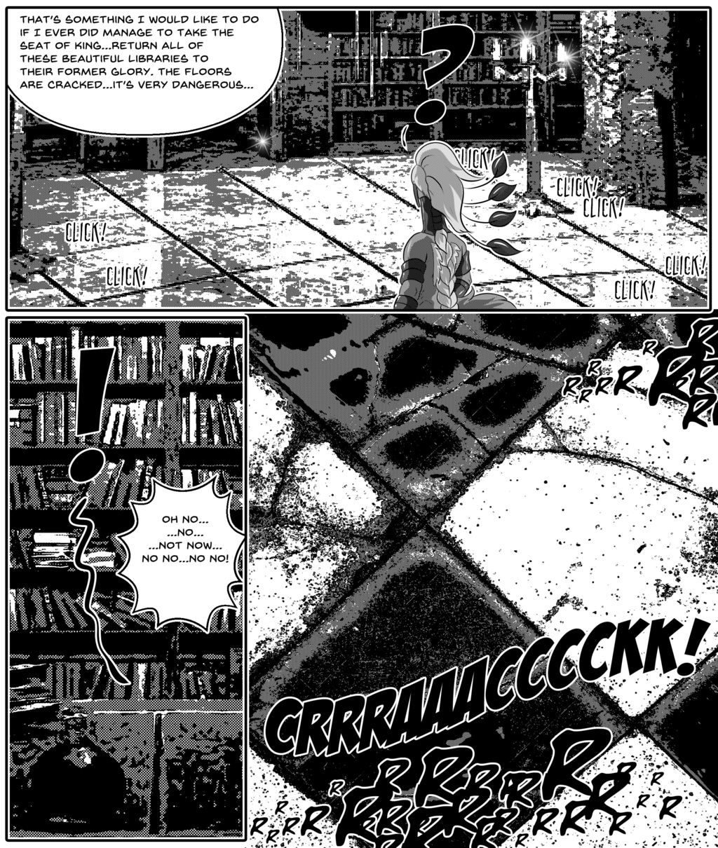 Saga of a Small Sovereign, Page 22