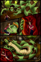 Comic Short--Playful Slarps