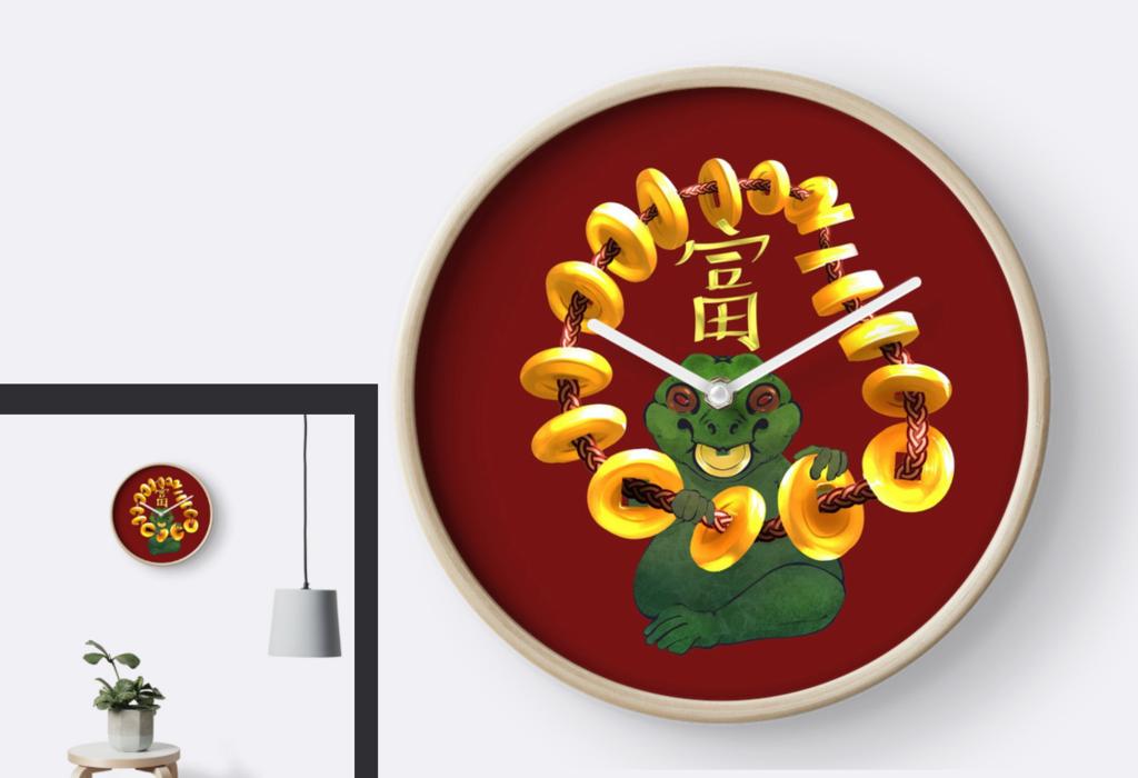 Redbubble: Jinchan, wealth