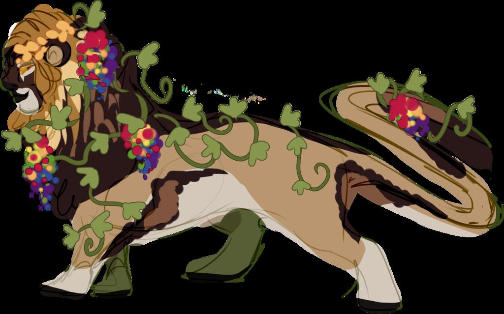 [P] Vineyard Goddess