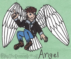 Chibi Angel
