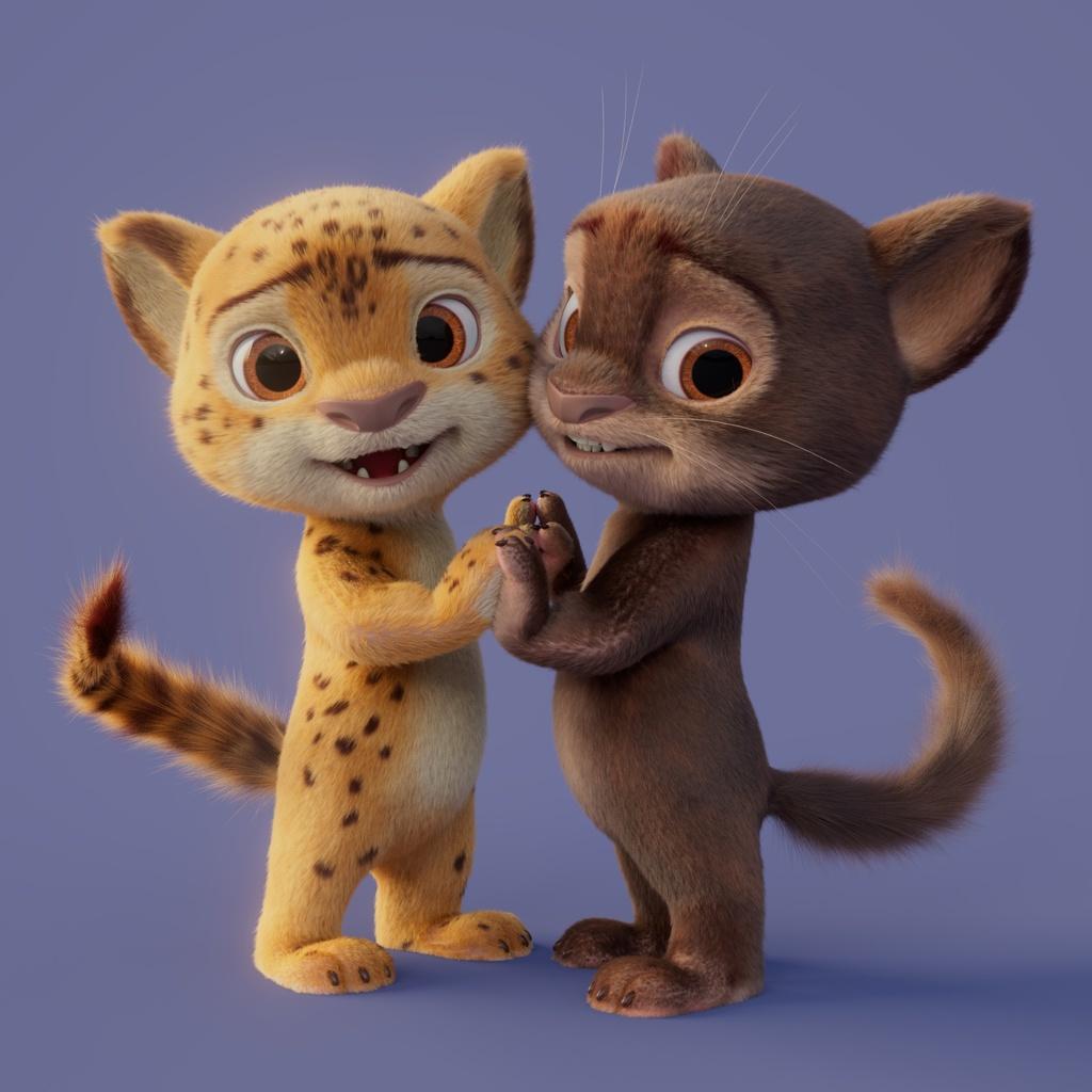 Jaguar & Bobby