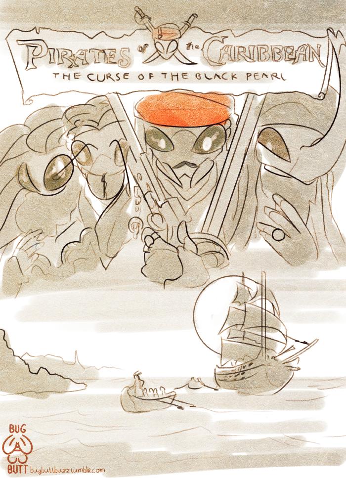 Bug pirates