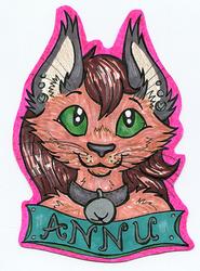 Annu Badge