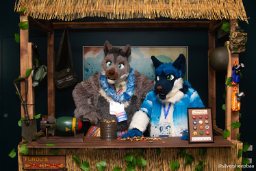 FurDU 2019: Trouble and Tracker 2