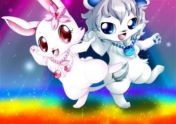 Rainbow Waltz
