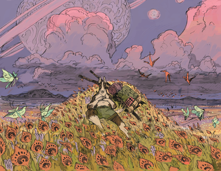 Duenner's World. Artwork by Seyorrol