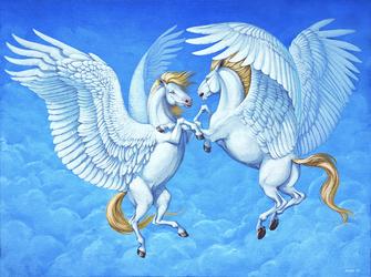 Air horses