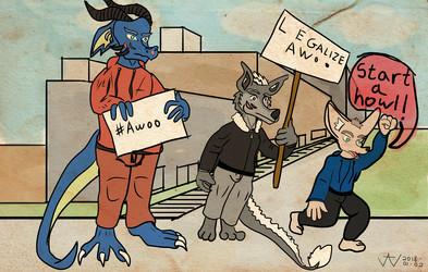 Actors: start a howl