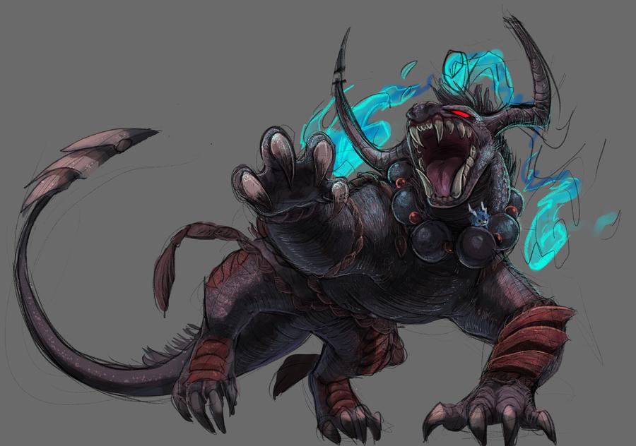 Grimdragon