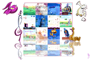 Rayman Origins Mod Compilation 3