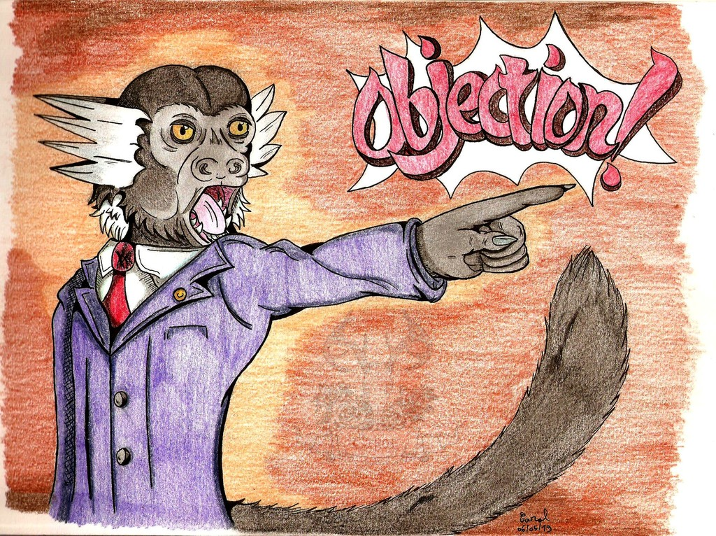 [Fantasy Lemurs] Objection!