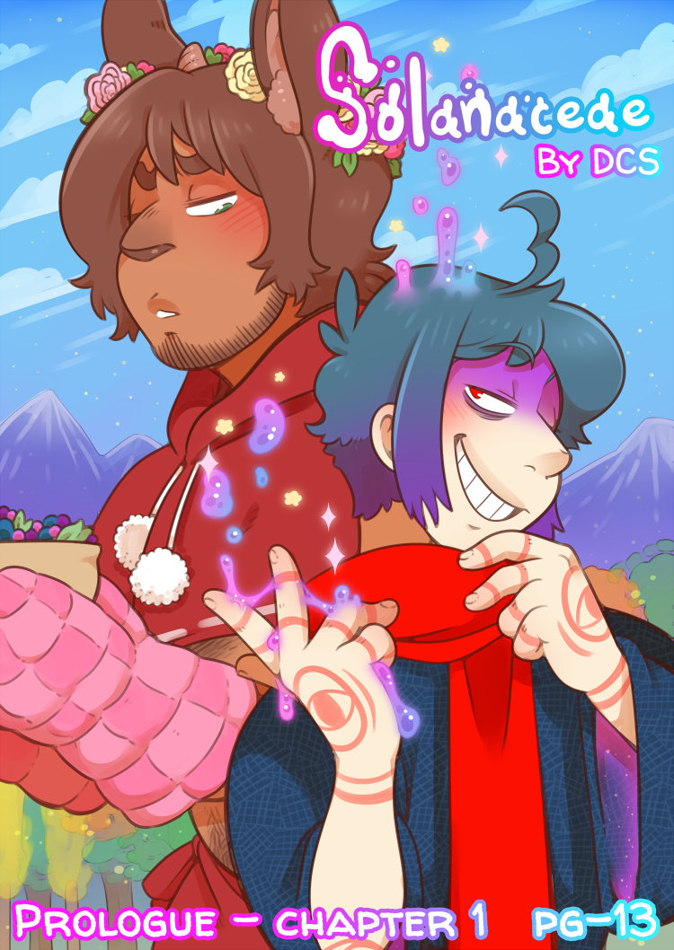 Solanaceae - Prologue Chapter 1 - Cover