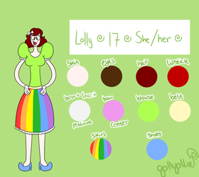 [OC Ref] Lolly