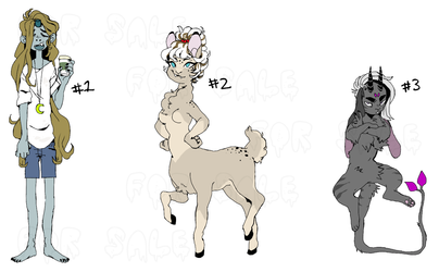 [for sale] -- mini adopts