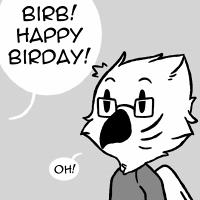 [Reward] Birday 1/2