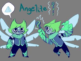.: Angelite :.