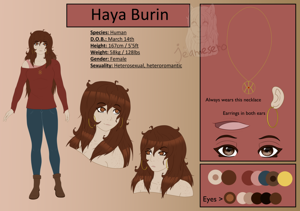 Most recent image: Haya reference - 2021