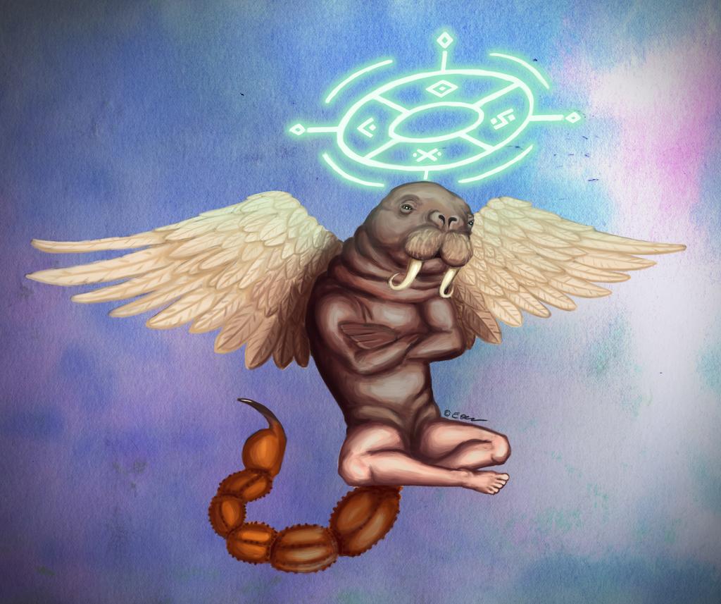 Magic Walrus Thing?