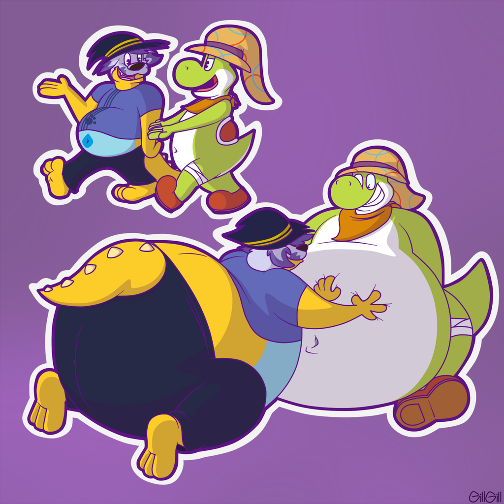 Most recent image: Chubby buddies for life!