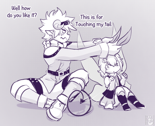 Antenna Touch [From a Hypocrite]