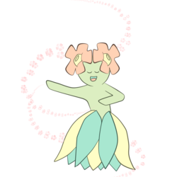 Bellossom Petal Dance